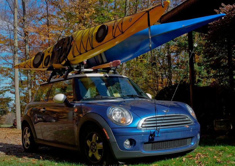 kanu und kajak auf dem autodach transportieren ek sport blog. Black Bedroom Furniture Sets. Home Design Ideas