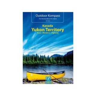 Outdoor Kompass - Yukon Territory, Kanada