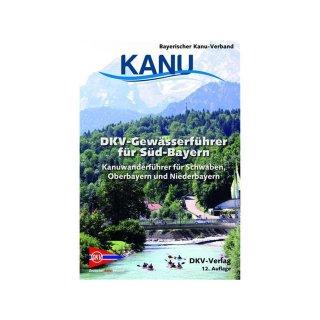 Gewässerführer für Süd-Bayern