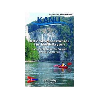 Gewässerführer für Nord-Bayern