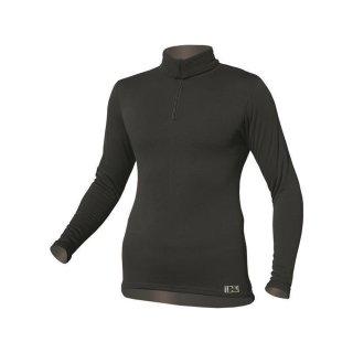 Kwark Thermo Pro Long Neck Shirt mit kurzem Zipper