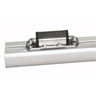 Prijon Adapter für ovale Dachträgerrohre mit Nut