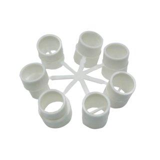 Ventil-Adap. 7-teilig, 17 mm