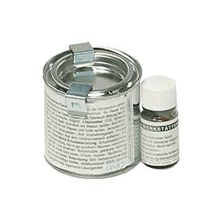 Werkstätt-Kleber+Härter. 100 ml