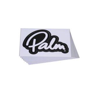 Palm Palm Script Aufkleber