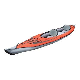 Advanced Elements AdvancedFrame ConvertibleTM Kayak, Red