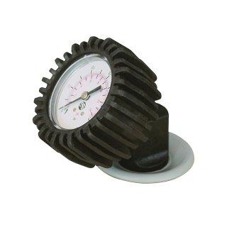 Gumotex Manometer für Push-Push-Ventil