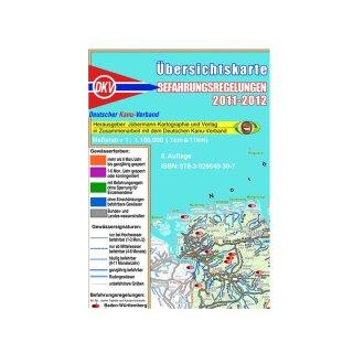 DKV-Übersichtskte. Regelungen 2011-12